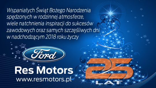 ResMotors christmas 2017 newsletter