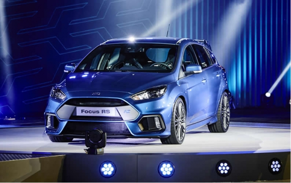 Nowy Ford Focus RS już jest!