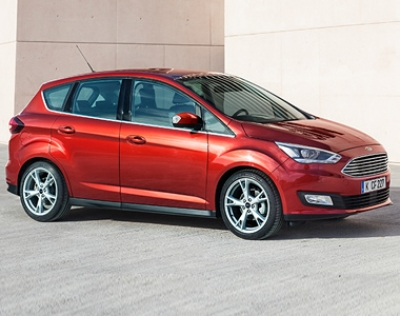 Nowy Ford C-Max/Grand C-Max