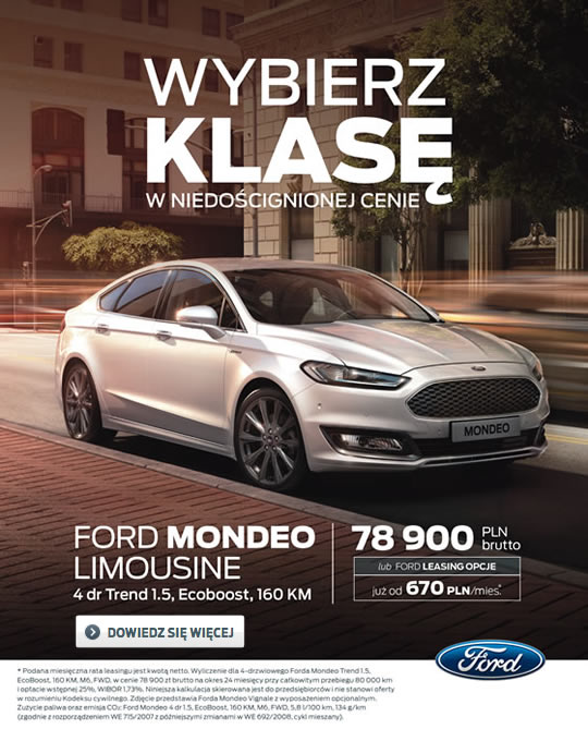 mondeo limousine newsletter