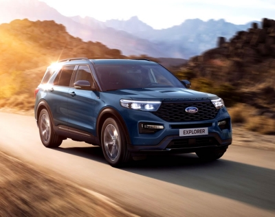 Nowy Ford Explorer